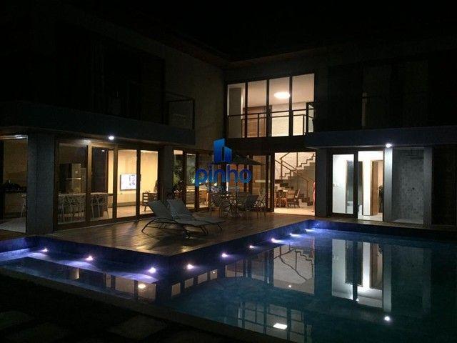 Casa Duplex para Venda em Mata de São João, PRAIA DO FORTE, 5 dormitórios, 5 suítes, 5 ban - Foto 7