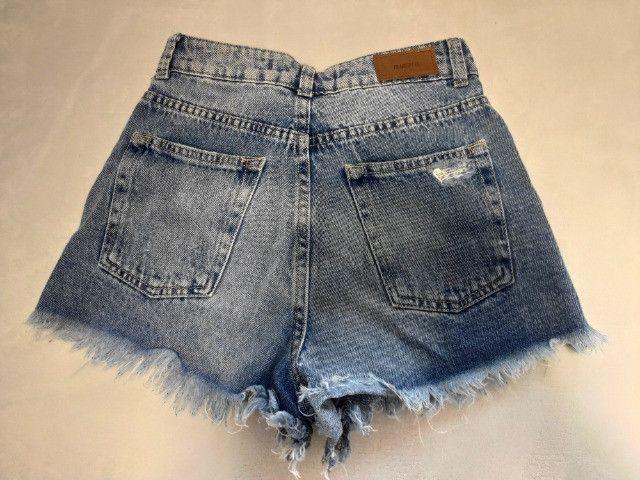 Short Blue Steel Jeanswear - Foto 3