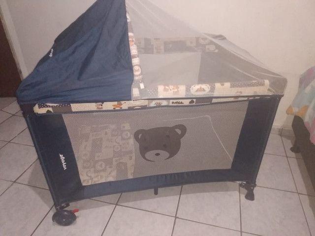 Berço Portátil (Quadrado infantil) - Foto 2
