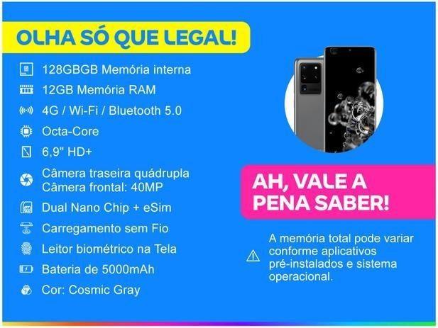 Smartphone Samsung Galaxy S20 Ultra<br><br> - Foto 2