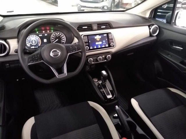 Nissan Versa 1.6 16V Flex Advance Xtronic - Foto 10