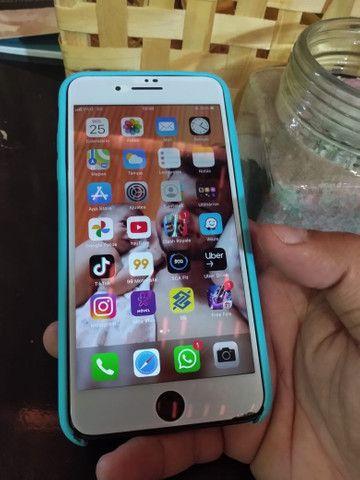 Iphone 8 Plus -64gb- semi-novo