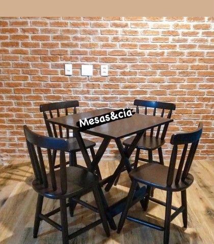 Mesa e cadeira para sua Loja - Foto 4