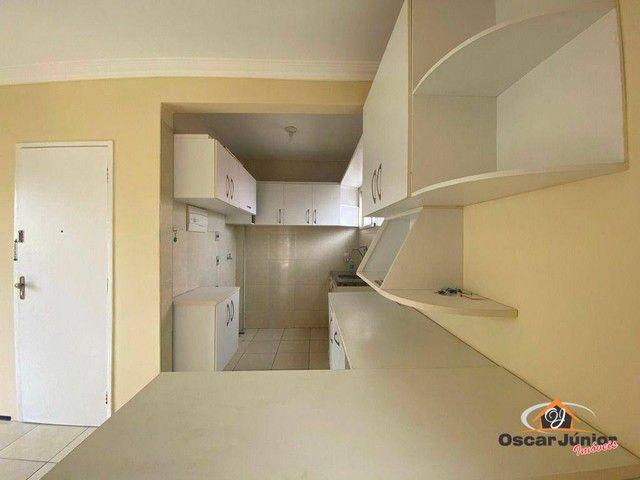 Apartamento com 3 dormitórios à venda, 64 m² por R$ 198.000,00 - Vila União - Fortaleza/CE - Foto 8