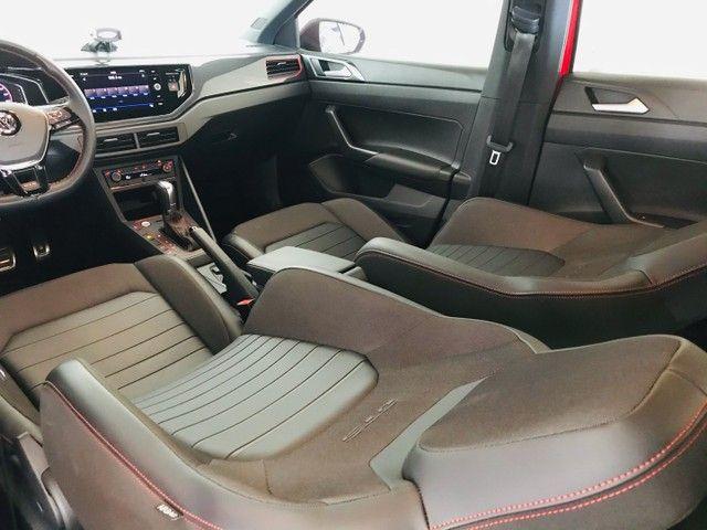 Polo GTS 1.4 TSI 2020 14.500 km único dono  - Foto 9