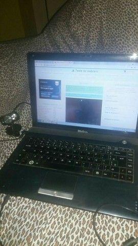 Notebook dual core 4 giga funcionando tudo zap *
