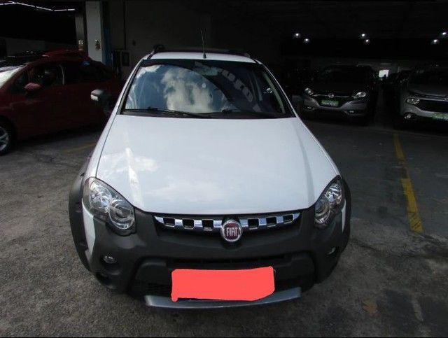 Fiat Strada Adventure Cab.Dupla - Foto 3