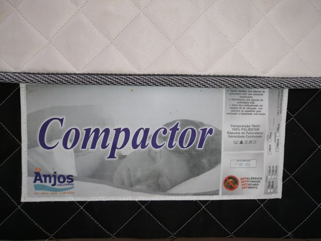 Cama Box Casal Compactor - Foto 4