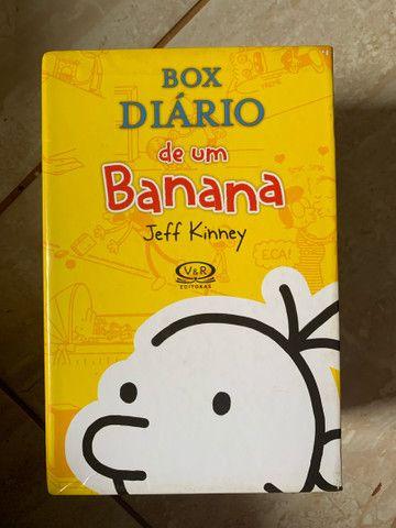 Box diário de um banana 1 ao 7+ livro volume 10 - Foto 4