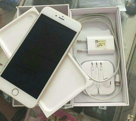IPhone 6 16gb silver completo impecável