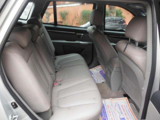 Hyundai Santa Fe 2009 blindada+nova e sp - Foto 9