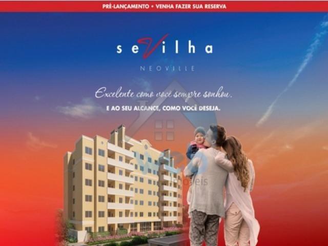 Sevilha neoville - pré lançamento. condomínio completo com ótima localização e nível de de