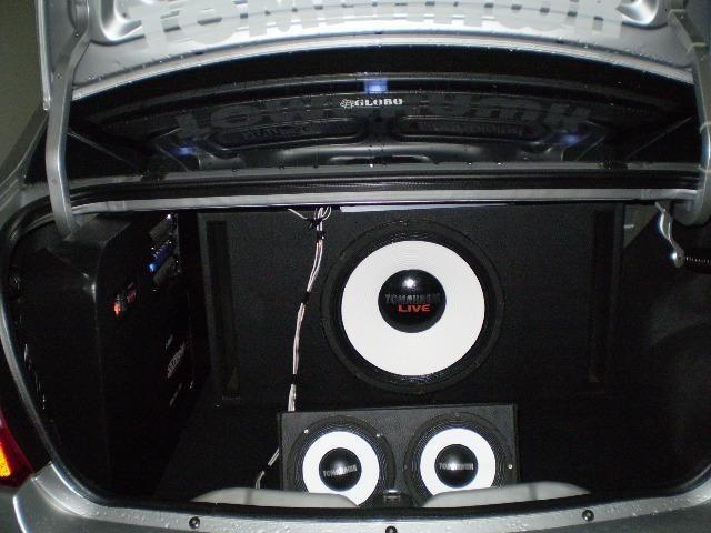 (Sub+Módulo!!!!) Woofer Tomahawk live 1000wrms + Box + Módulo Soundigital sd1000