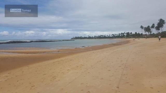 Terreno em condomínio fechado à beira mar no sonho verde - Foto 4