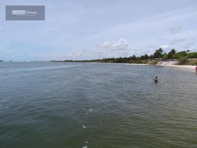 Terreno top no Laguna, frente com vista para a  lagoa - Foto 9