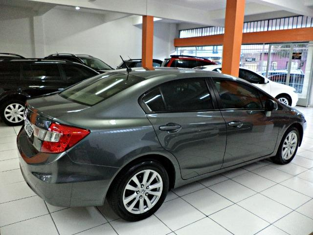 Honda Civic Lxs Automático - Foto 5
