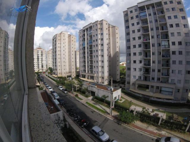 Apartamento à venda com 3 dormitórios em Morada de laranjeiras, Serra cod:AP171GI