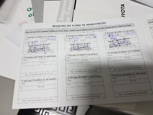 Hilux SR Automática - Único dono - Foto 20