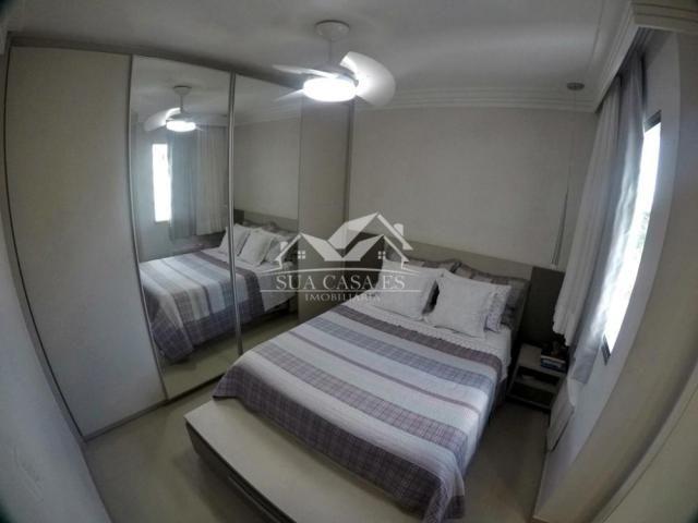 Apartamento à venda com 3 dormitórios em Colina de laranjeiras, Serra cod:AP184LE - Foto 13