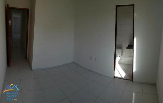 Casas com 3 quartos, 1 suíte, 2 vagas de garagem,88m² de área construída!! - Foto 9
