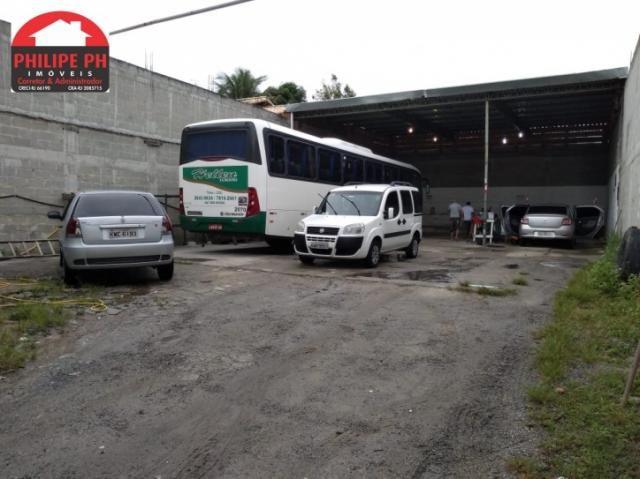 Garagem para locação com toda a estrutura montada. - Foto 8