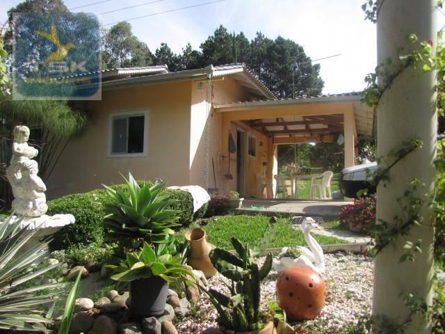 Ch0223 - chácara com 2 dormitórios à venda, 10935 m² por r$ 337.000 - zona rural - agudos  - Foto 4
