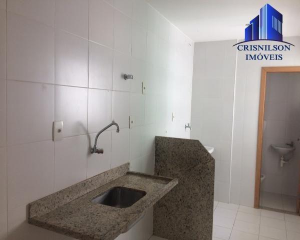Apartamento à venda prime ville, alphaville i salvador, nascente, 2/4 sendo 1 suíte, 2 gar - Foto 18