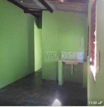 Casa com 2 dormitórios à venda, 90 m² por r$ 235.000,00 - recanto das emas - recanto das e - Foto 15
