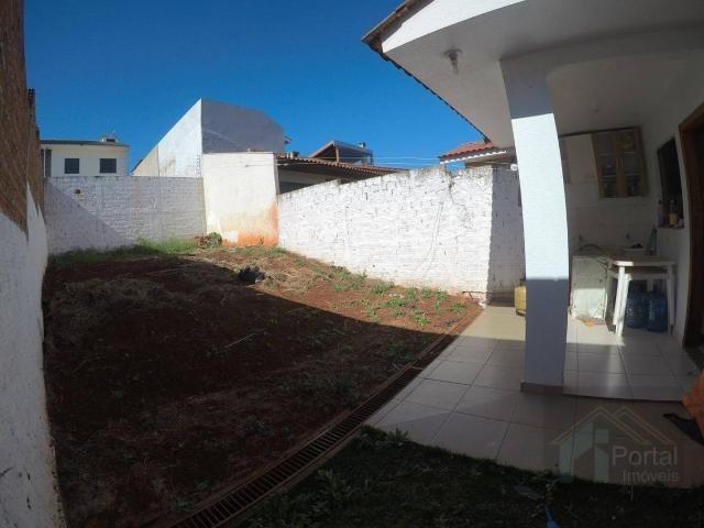 Casa com 2 dormitórios à venda, 60 m² por r$ 250.000 - novo milênio - cascavel/pr - Foto 2