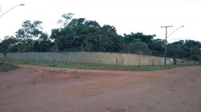 Chácara rural à venda, sítios de recreio mansões do campus, goiânia. - Foto 9