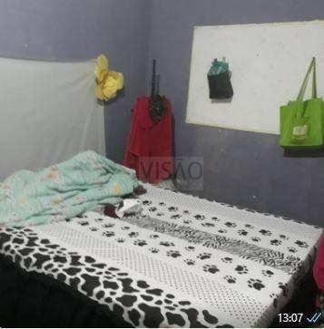Casa com 3 dormitórios à venda, quadra 105, 80 m² por r$ 200.000 - recanto das emas - reca - Foto 7