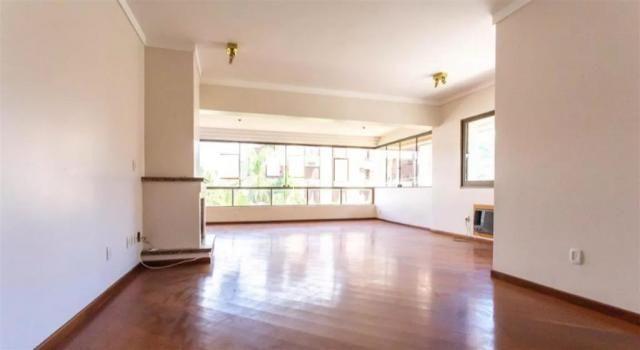 Apartamento com 4 dormitórios para alugar, 190 m² por r$ 3.500/mês - bela vista - porto al - Foto 12