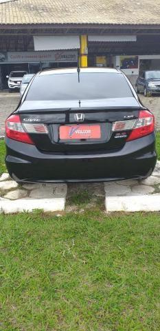 Honda Civic 2014 2.0 LXR Automatico Couro Emplacado - Foto 10