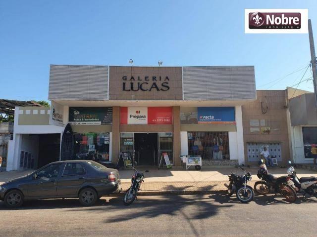 Sala para alugar, 25 m² por R$ 920,00/mês - Plano Diretor Sul - Palmas/TO