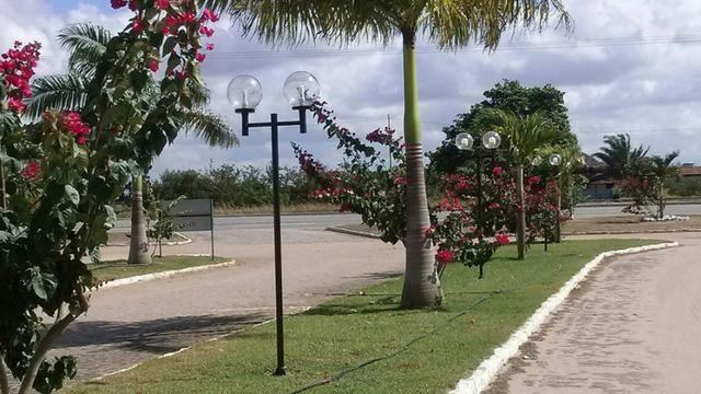 Terreno em Condomínio Fechado no Município de Cruz do Espirito Santo - Foto 8