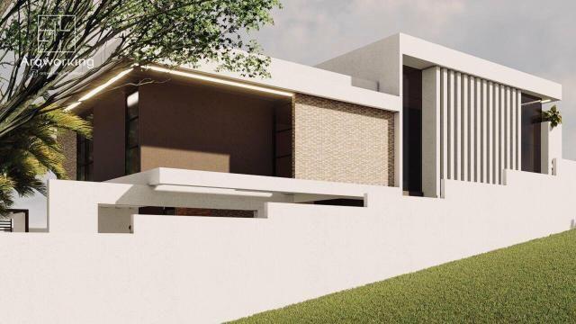 Excelente casa no Nações Privê: Construção - Foto 3