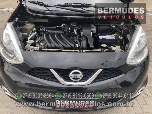 MARCH SV 1.6 16V Flex Fuel 2016 - Foto 8