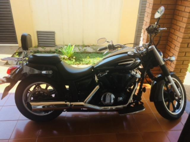 Vendo Midnght star 950 ano 2016