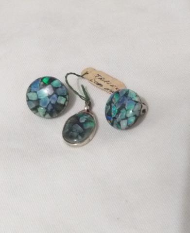 Conjunto Triplex de Opalas - Foto 5