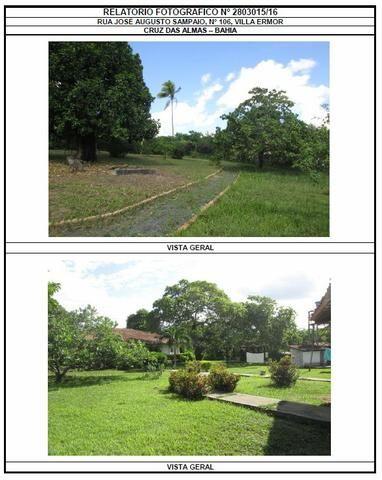 Área de 7130m² em Cruz das Almas (BA) - Vila - Foto 6