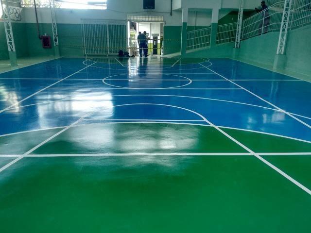 Epóxi / polimento de piso / Pintura - Foto 3