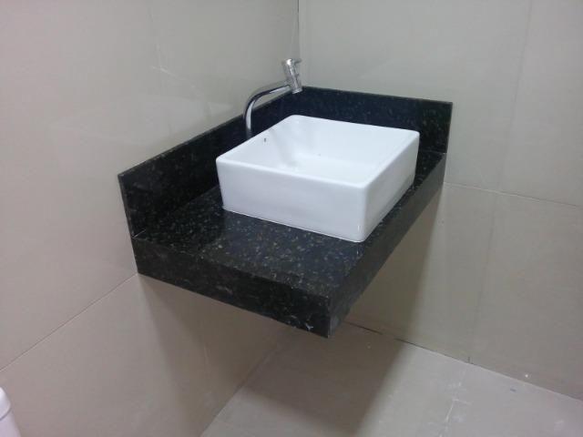 Bancada de Granito Cozinha e Banheiro - Foto 2