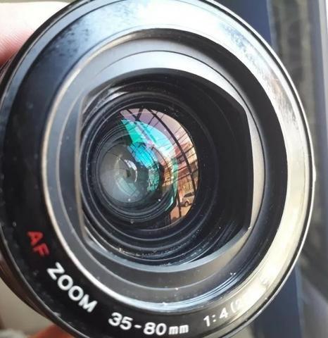 Câmera Analógica Minolta Dynax 3000i Usada - Foto 6