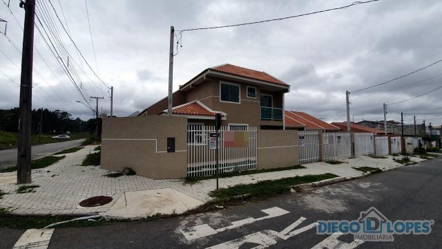 Casa à venda com 2 dormitórios em Cidade industrial de curitiba, Curitiba cod:225 - Foto 4