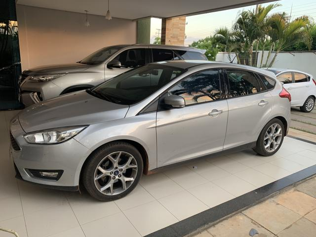 Ford Focus hatch SE PLUS 1.6 flex manual