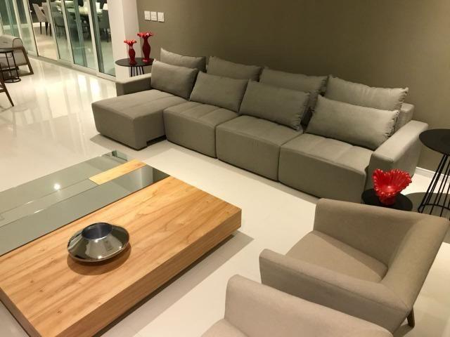 Luxuosa casa duplex com decoração e mobília completa conheça o projeto na integra paiva - Foto 11