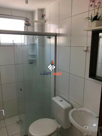 Líder imob - apartamento 2 quartos semi-mobiliado para aluguel, no sim, em feira de santan - Foto 7