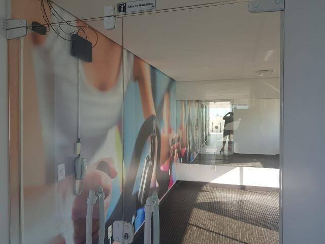 Centro pechincha apto 2 qts suite lazer completo doc ok - Foto 12