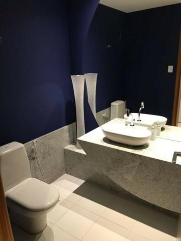 Luxuosa casa duplex com decoração e mobília completa conheça o projeto na integra paiva - Foto 14