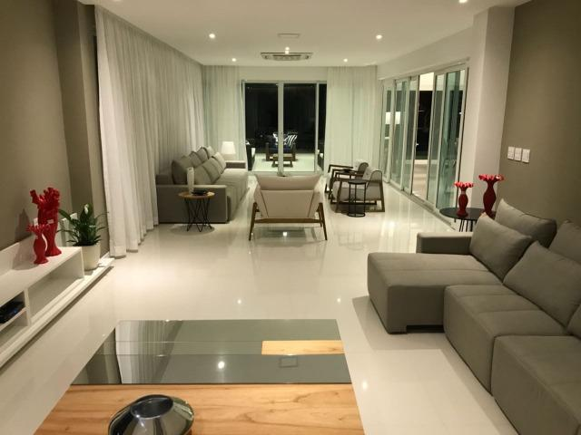 Luxuosa casa duplex com decoração e mobília completa conheça o projeto na integra paiva - Foto 15